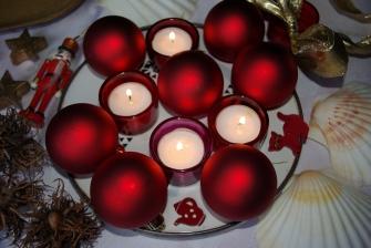Vánoční svícny II