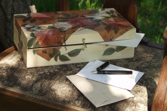Krabice na dopisy
