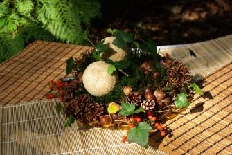 Podzimní aranžmá