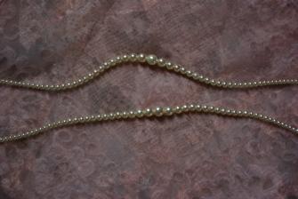 Návlékání perel