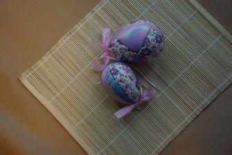 Patchworková vajíčka